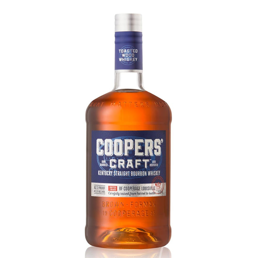 Cooper's Craft Kentucky Straight Bourbon 750mL