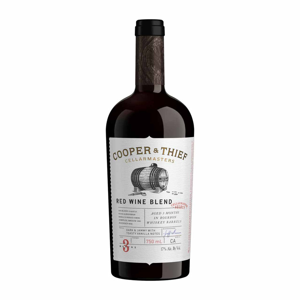 Cooper & Thief Red Blend