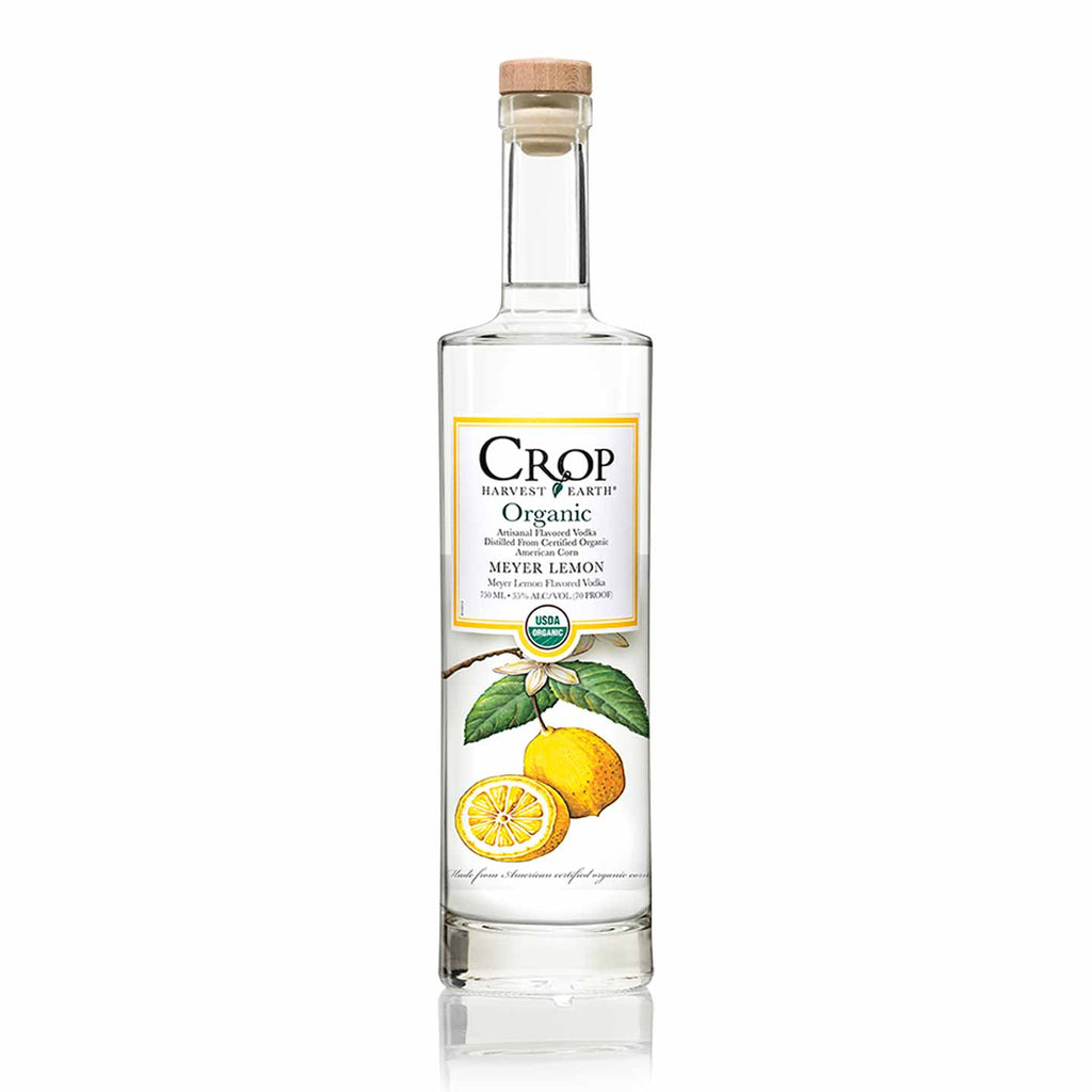 Crop Organic Meyer Lemon Vodka 750mL