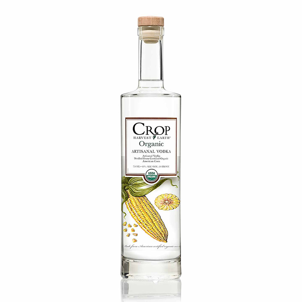 Crop Organic Artisinal Vodka 750mL