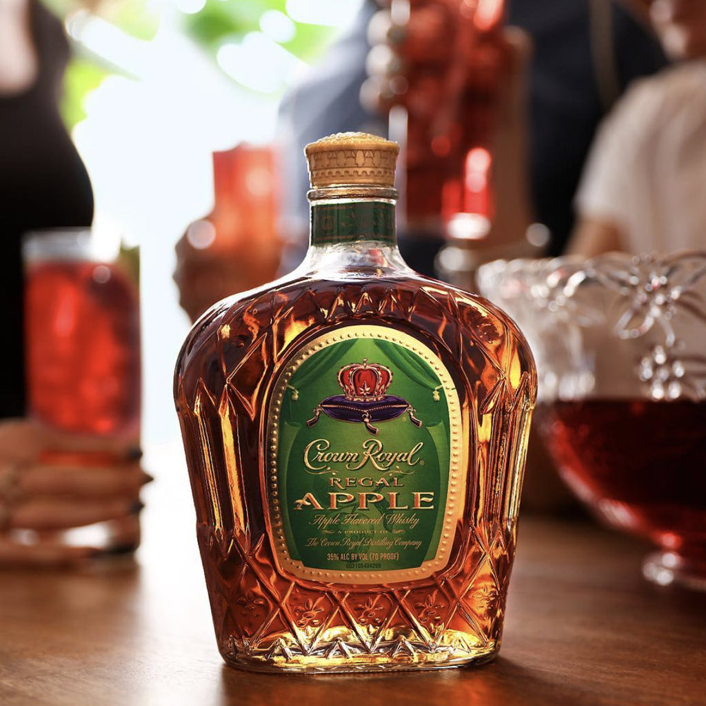 Crown Royal Regal Apple 750mL