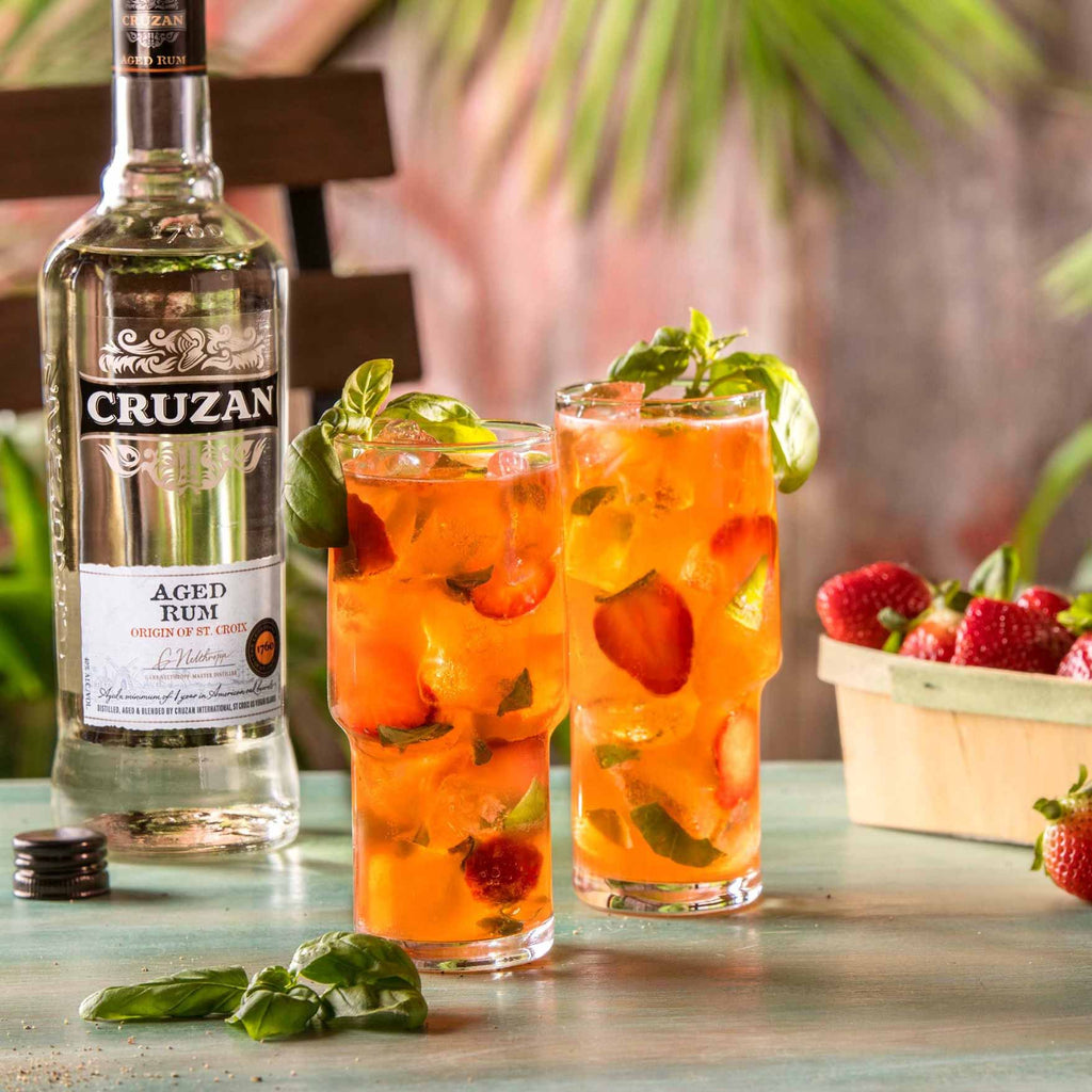 Cruzan Light Rum 750mL