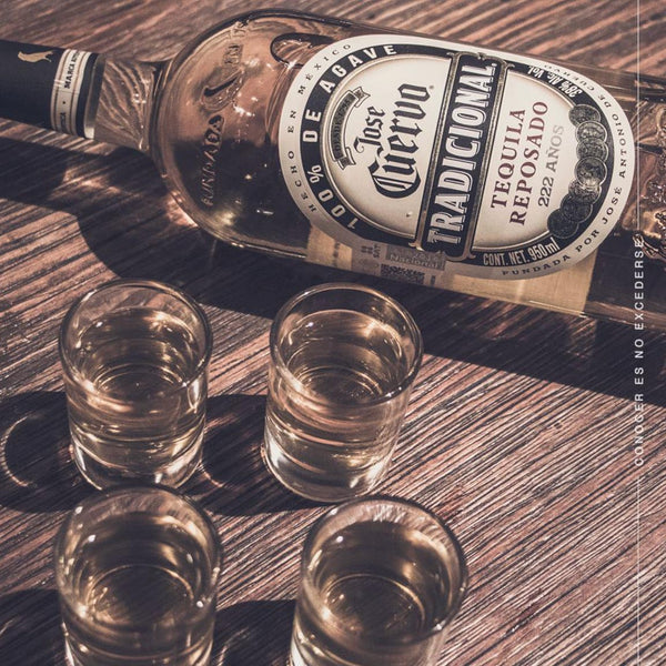 Jose Cuervo Tradicional Reposado 750mL