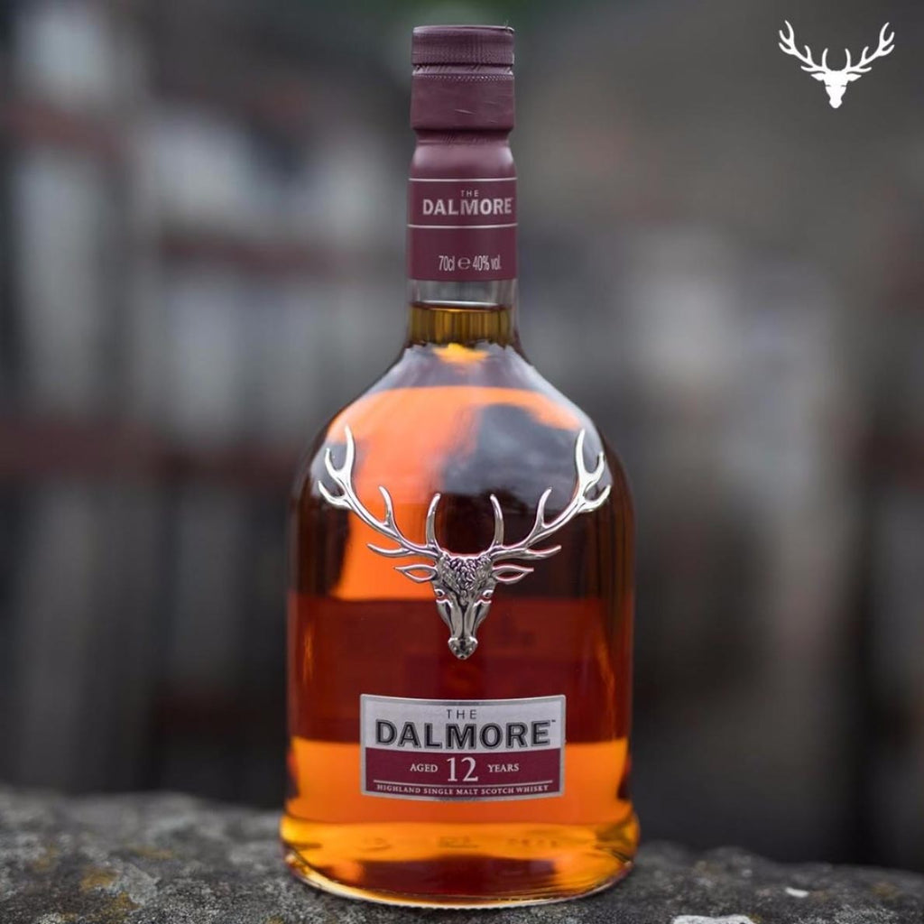 The Dalmore 12 Year Single Malt Scotch 750mL