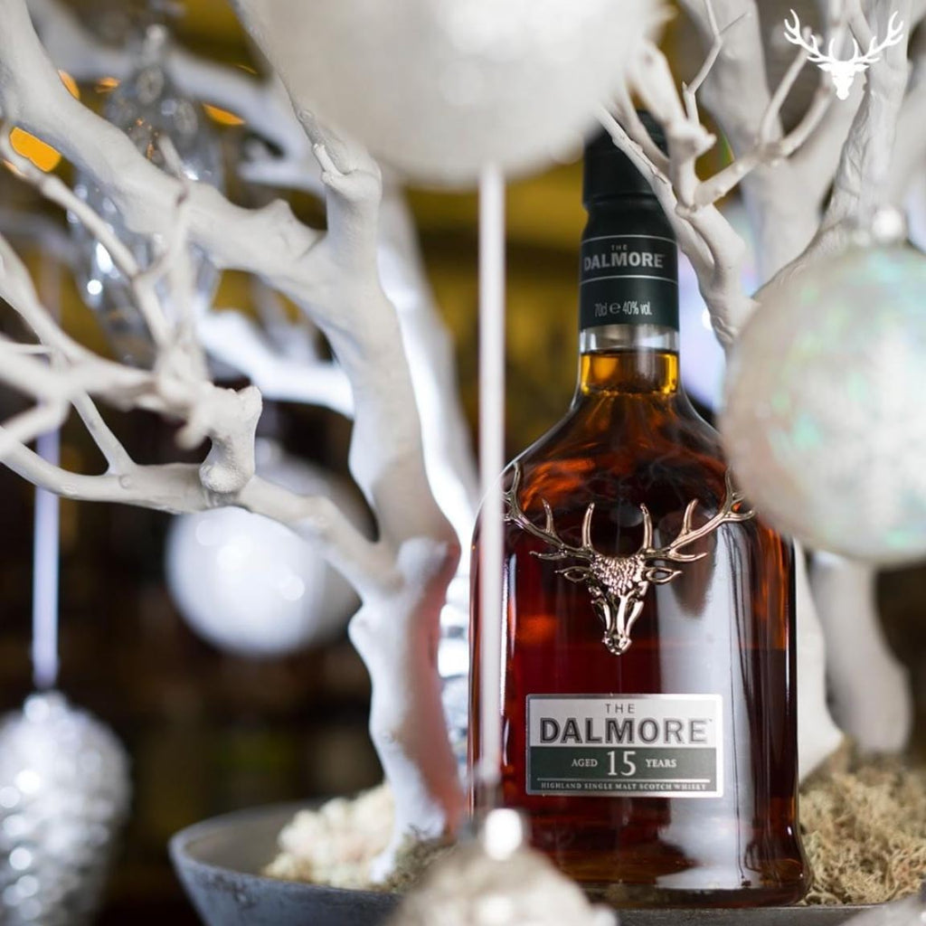 The Dalmore 15 Year Single Malt Scotch 750mL