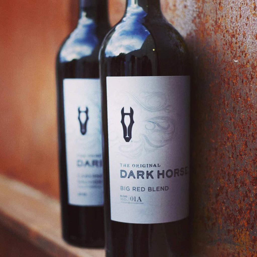 Dark Horse Big Red Blend