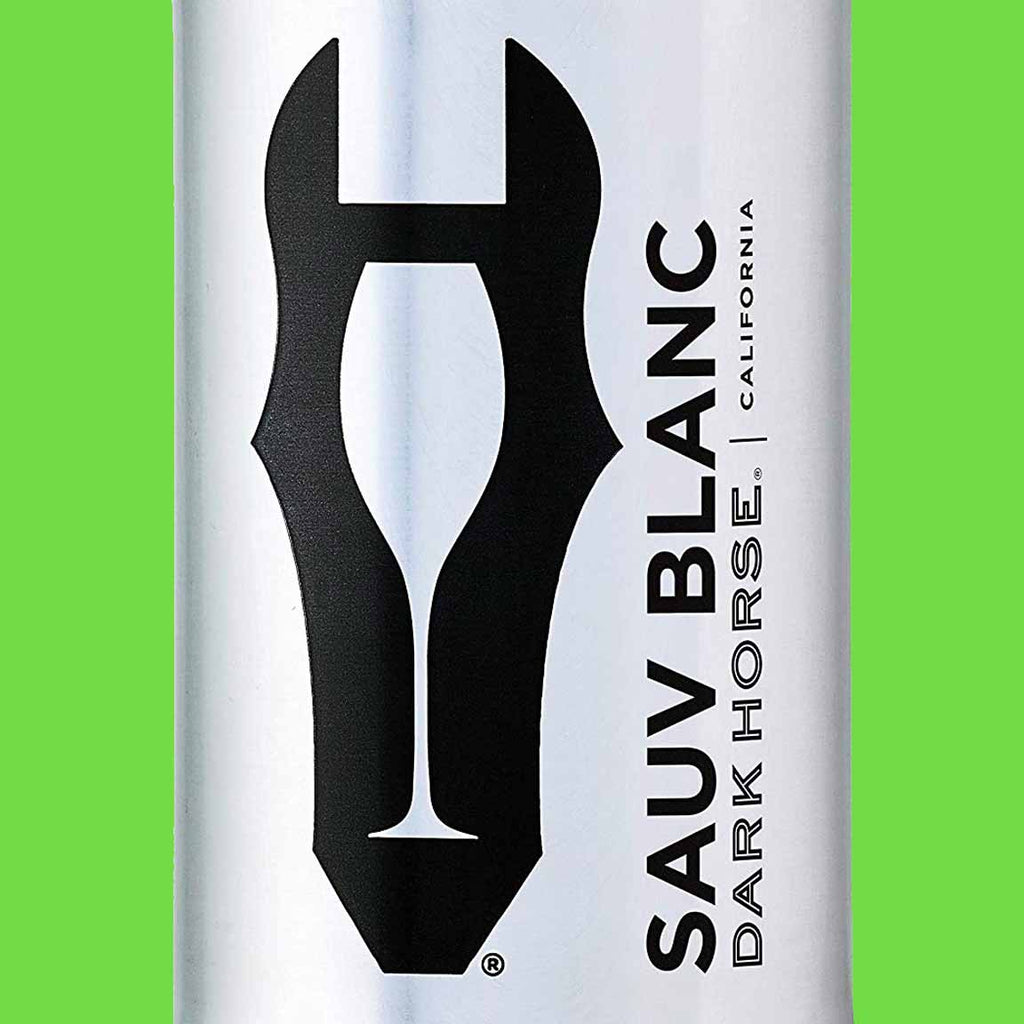 Dark Horse Sauvignon Blanc 12oz. Can
