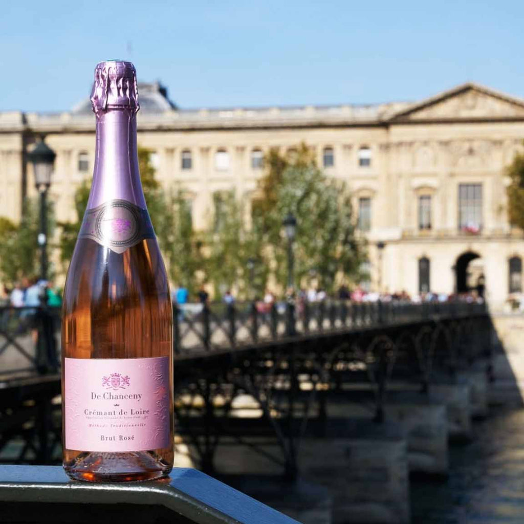 de Chanceny Cremant de Loire Rose NV