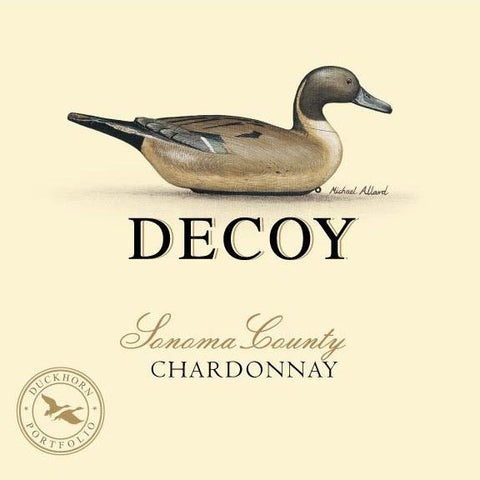 Decoy Chardonnay 2015 by Duckhorn