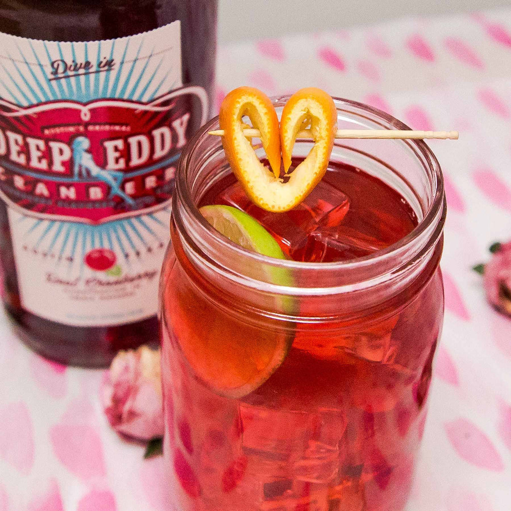 Deep Eddy Cranberry Vodka 1.75L