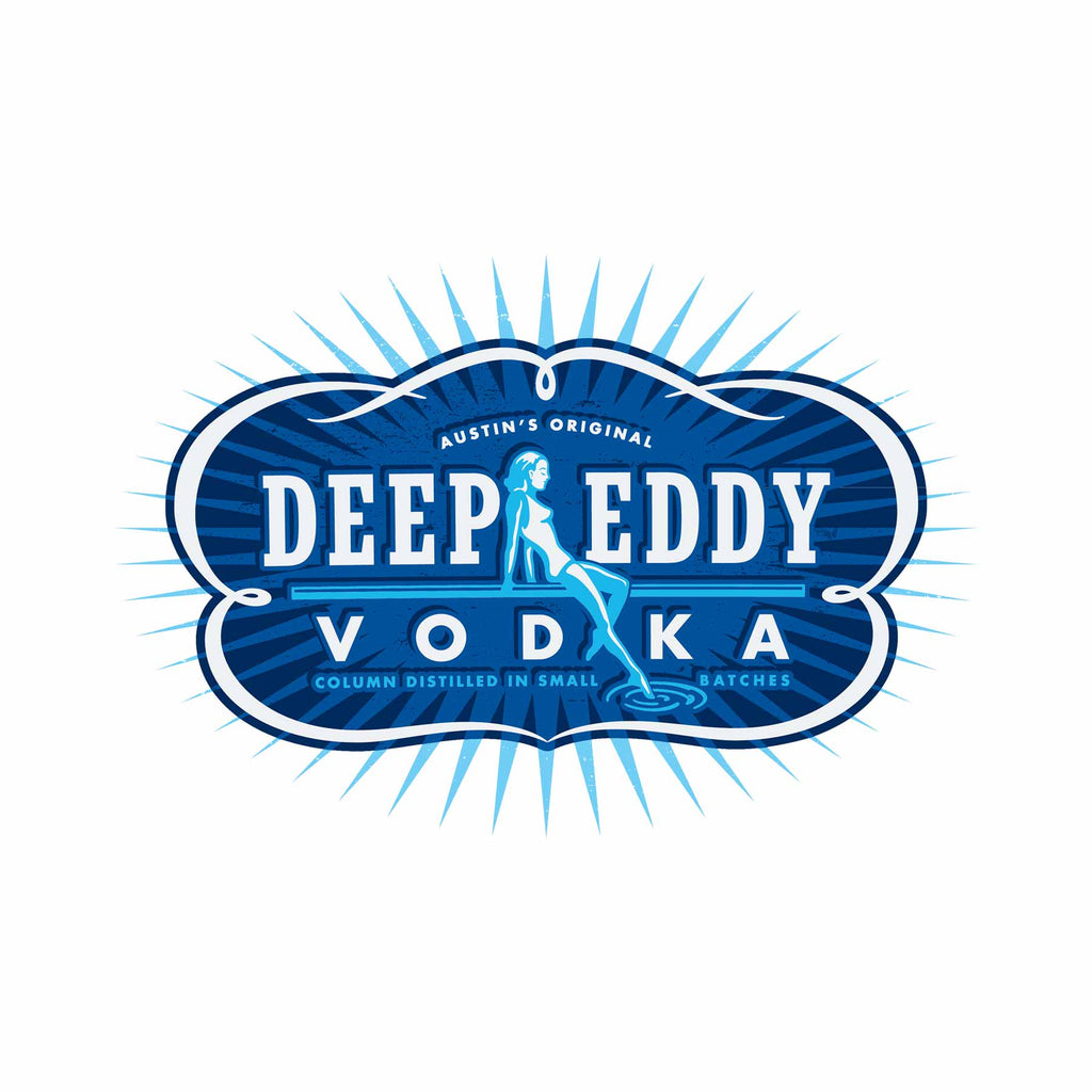 Deep Eddy Orange Vodka 750mL