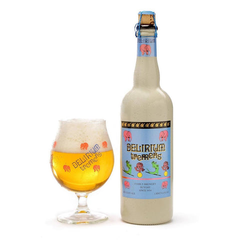 Delirium Tremens 750mL