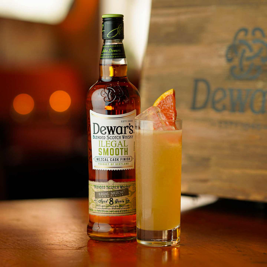 Dewars Ilegal Mezcal 750mL