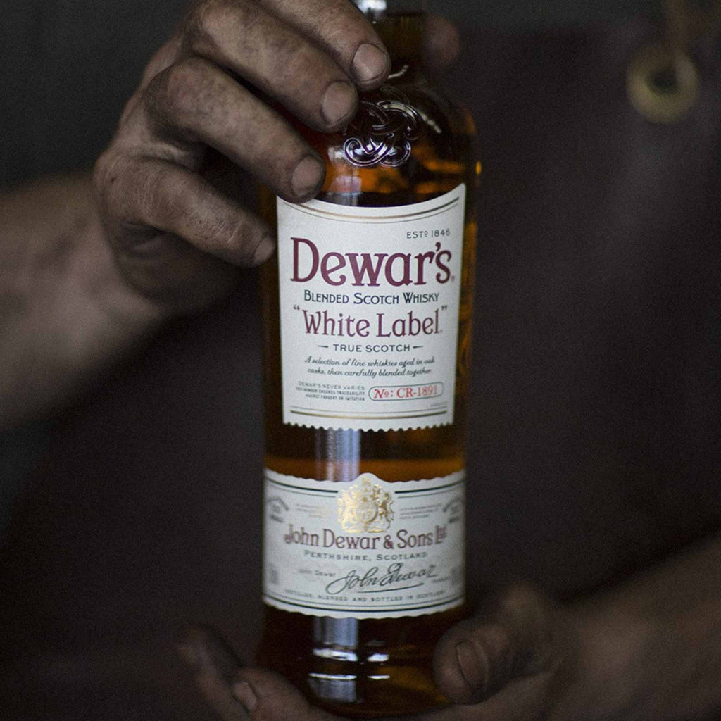 Dewar's White Label Blended Scotch Whiskey 750mL