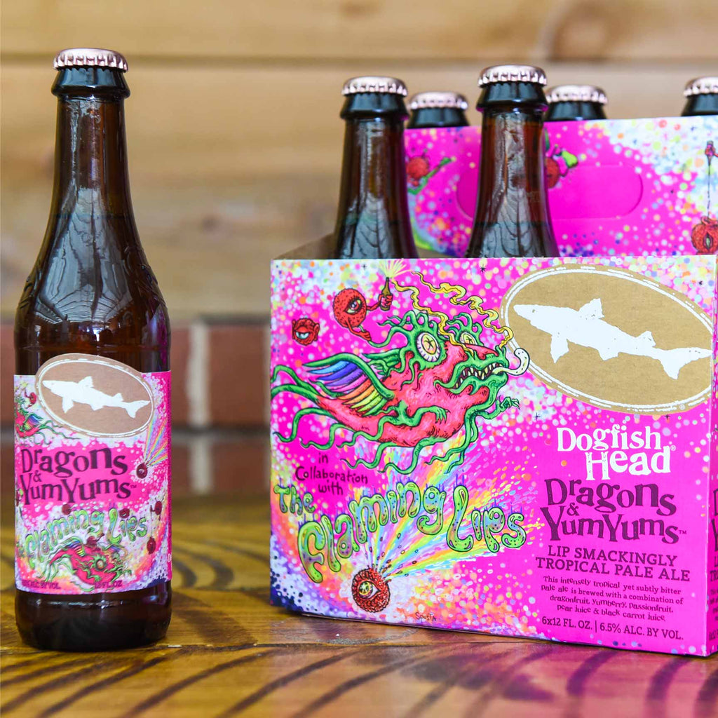 Dogfish Dragons & Yum Yums 6pk