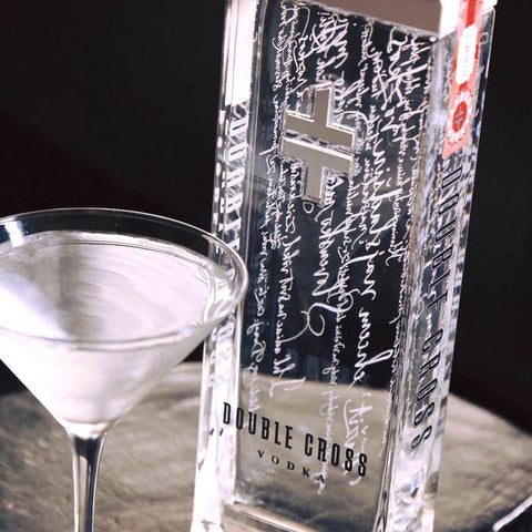 Double Cross Vodka 750mL