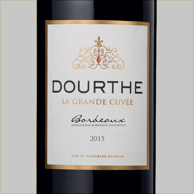 Dourthe Bordeaux Rouge La Grand Cuvee 2015