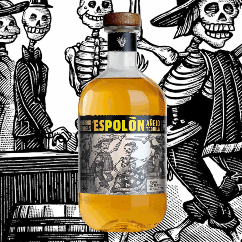 Espolon Anejo Tequila 750mL