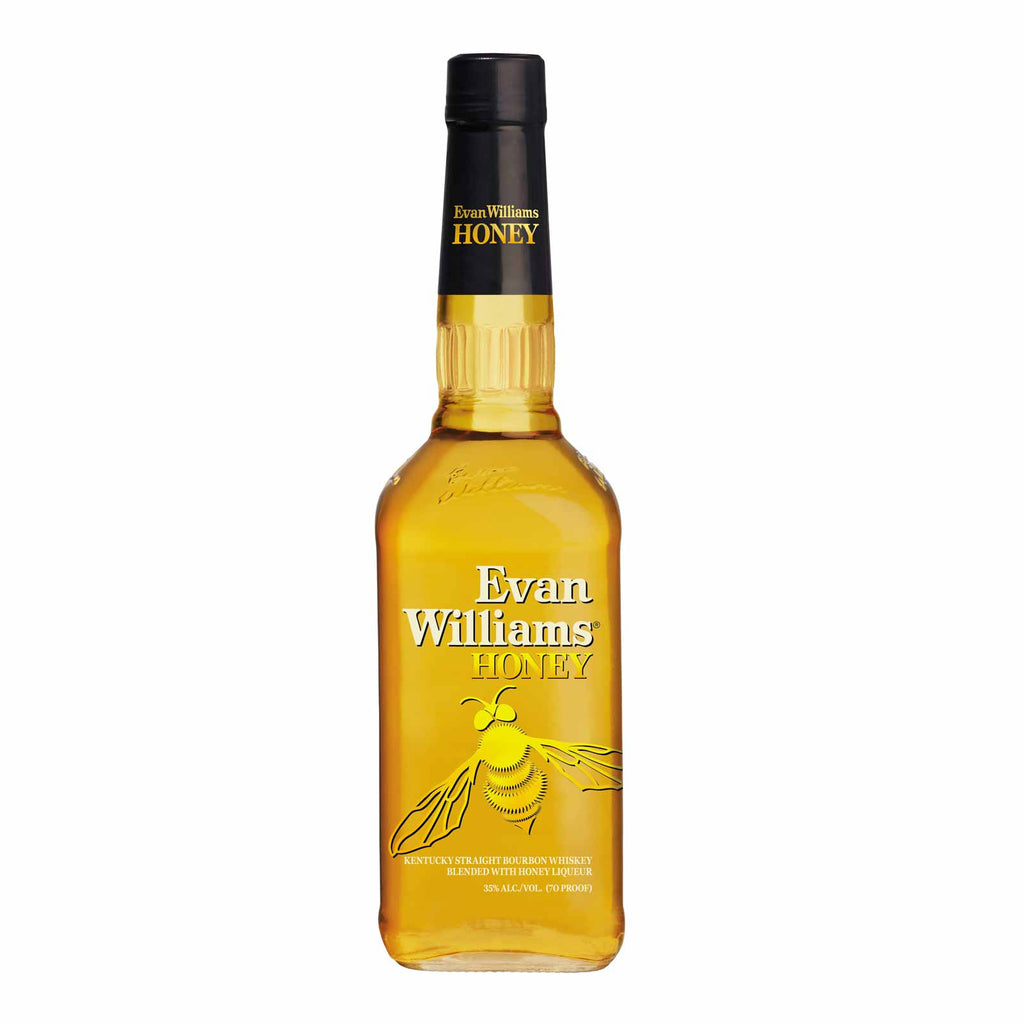 Evan Williams Honey Bourbon 750mL