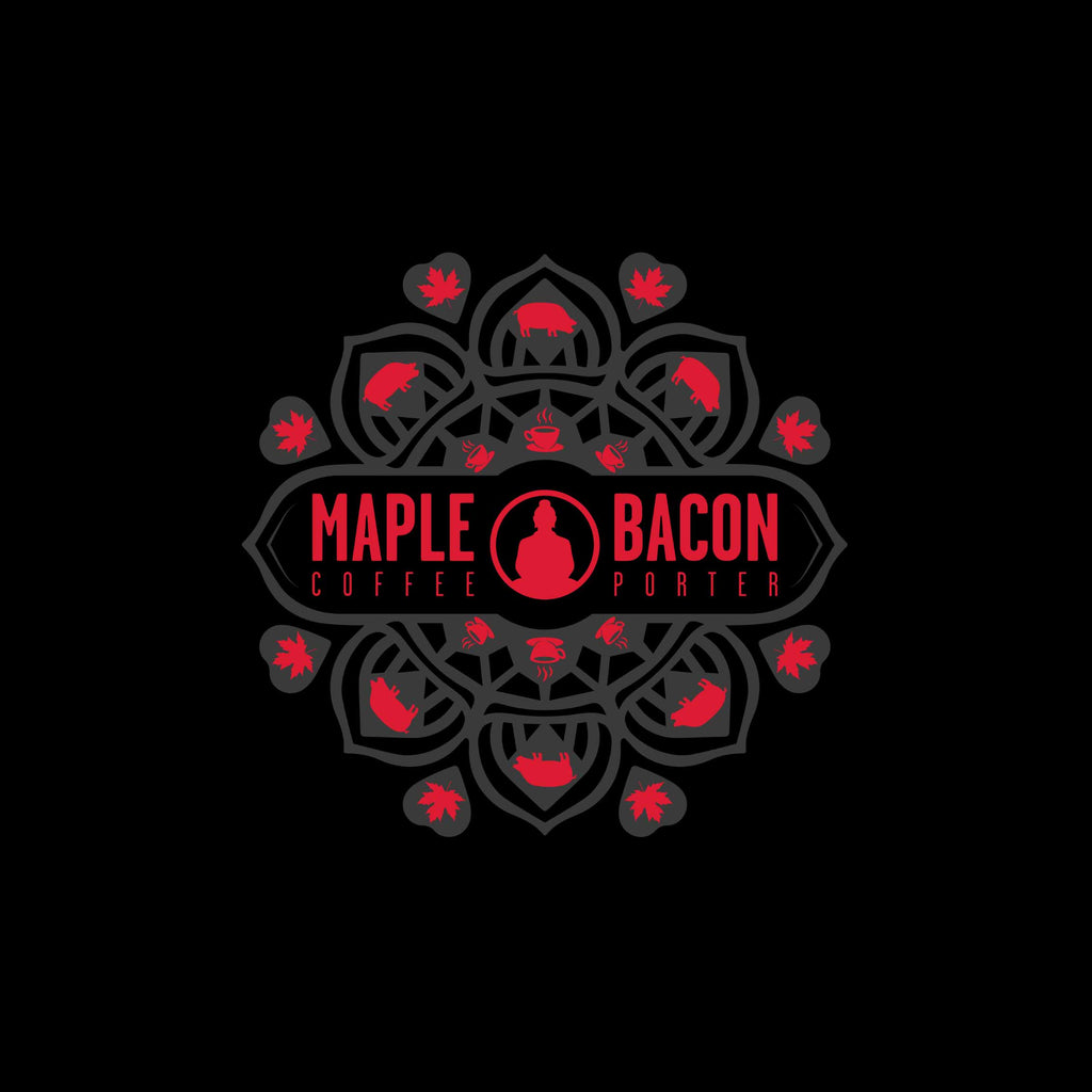 Funky Buddha Maple Bacon Coffee Porter 22oz.