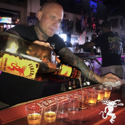 Fireball Cinnamon Whiskey 1.75L