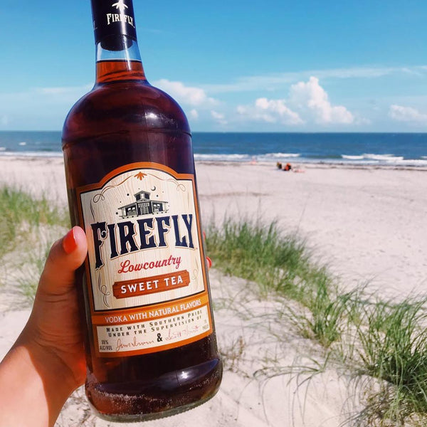Firefly Lowcountry Sweet Tea Vodka 750mL