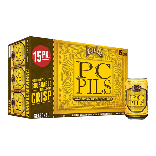 Founder's PC Pils 15pk Cans