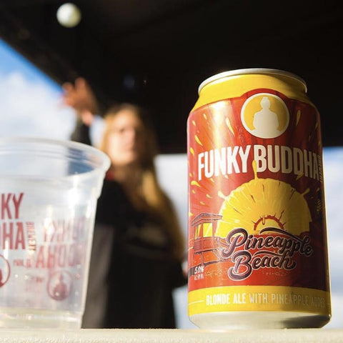 Funky Buddha Pineapple Beach Blonde Ale