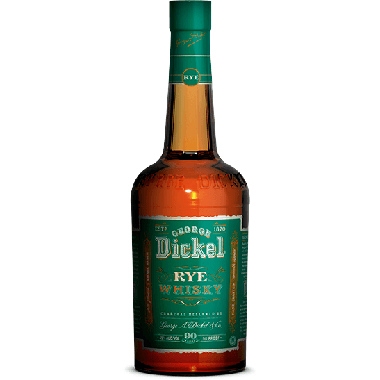 George Dickel Rye Whisky 750mL