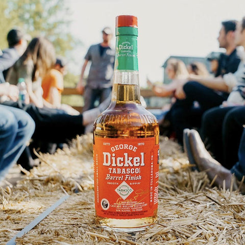 George Dickel Tabasco Brand Barrel Finish 750mL