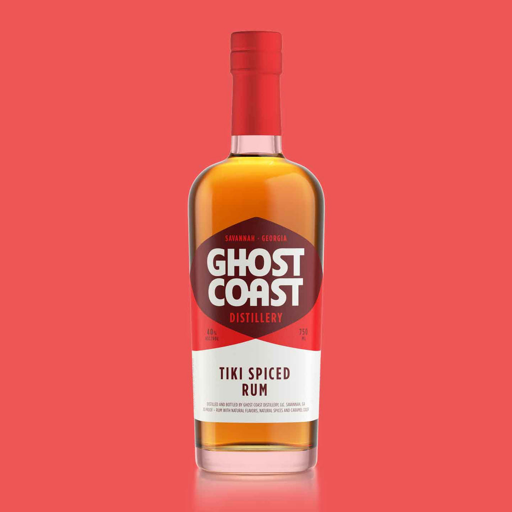 Ghost Coast Tiki Rum 750mL
