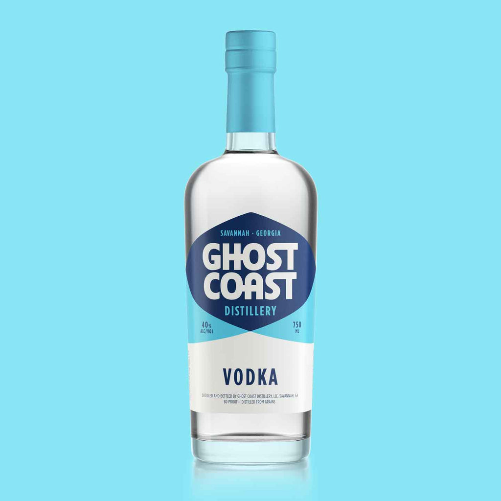 Ghost Coast Vodka 750mL