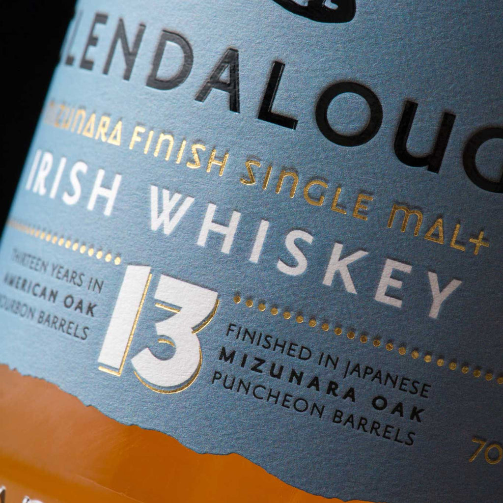 Glendalough 13 Year Irish Single Malt 750mL