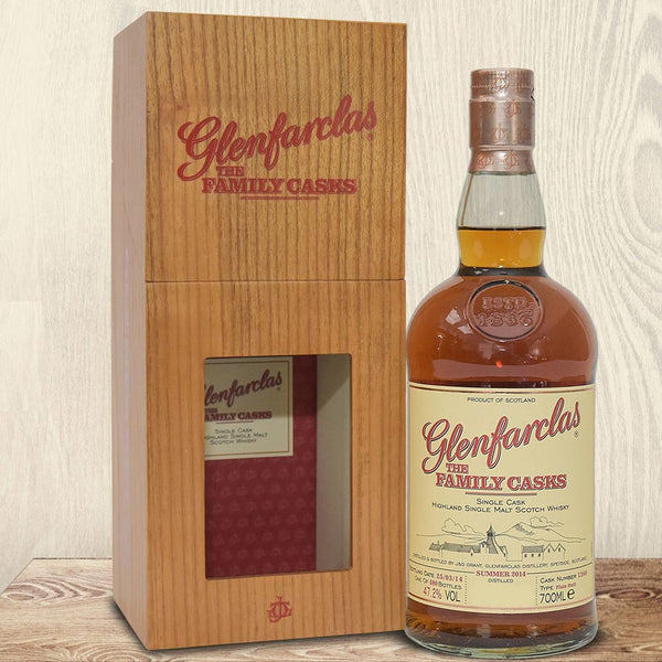 Glenfarclas Family Cask 1972 750mL