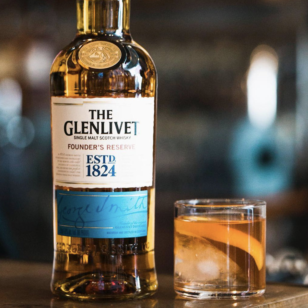 The Glenlivet Founder's Reserve Single Malt Scotch 750mL