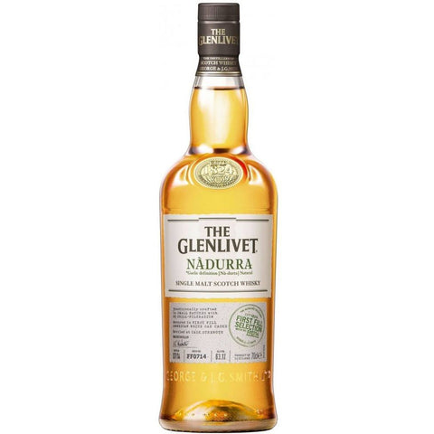 The Glenlivet Nadurra 16 Year Single Malt Scotch