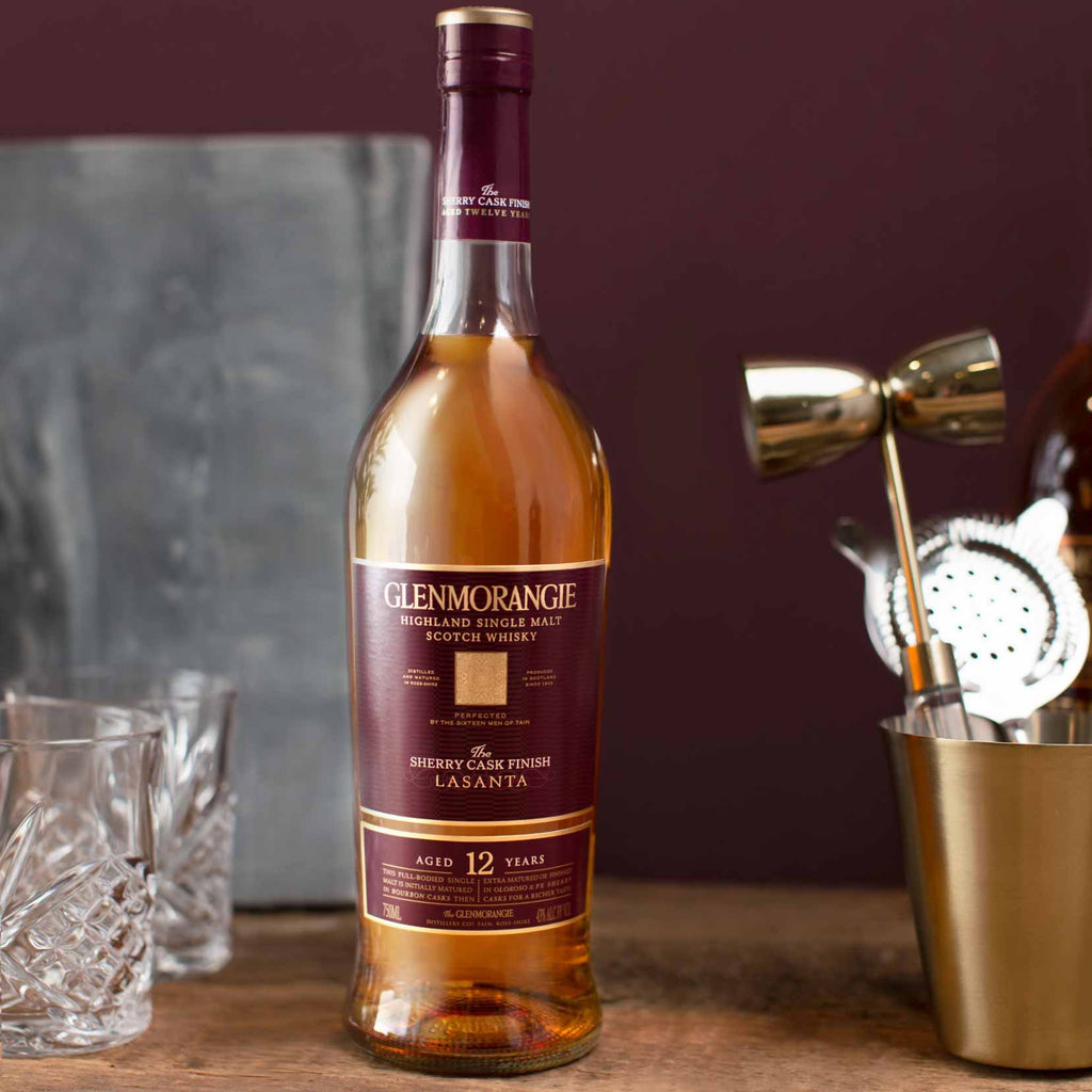 Glenmorangie 12 Year Lasanta Single Malt Scotch
