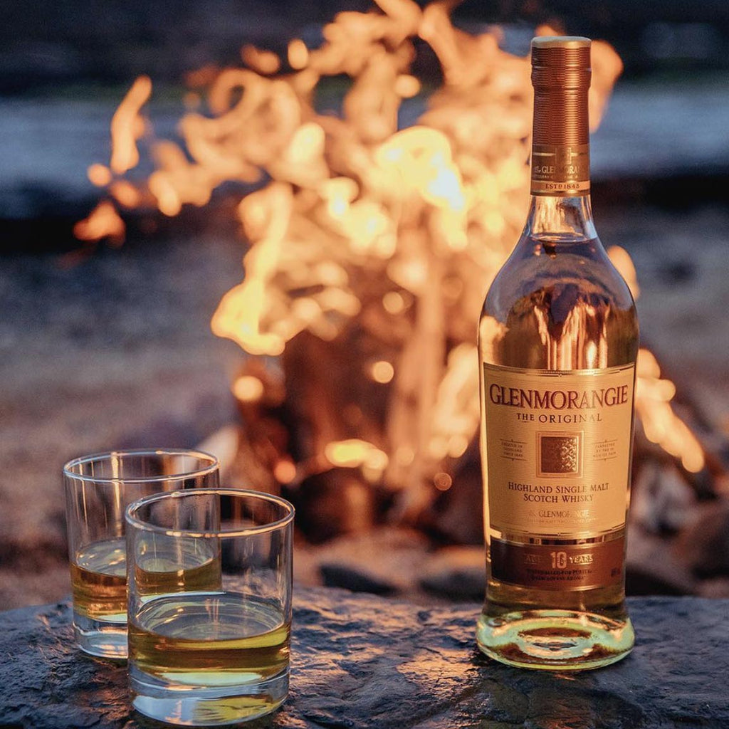 Glenmorangie 10 Year Original Single Malt Scotch 750mL