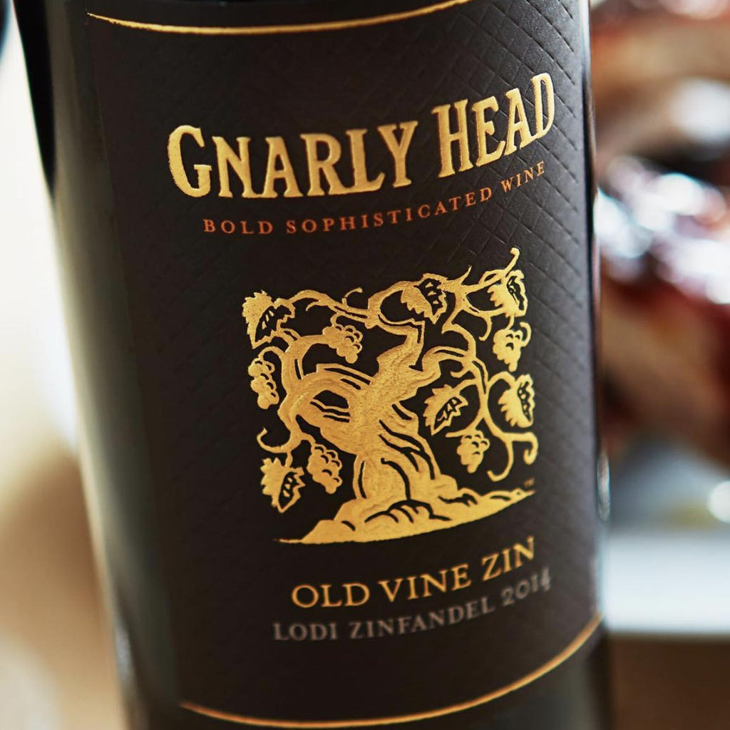Gnarly Head 2017 Old Vine Zinfandel