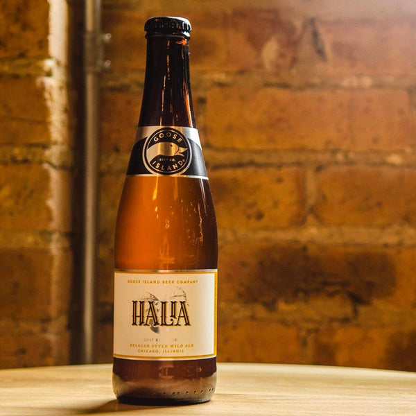 Goose Island Halia Farmhouse Ale 750mL