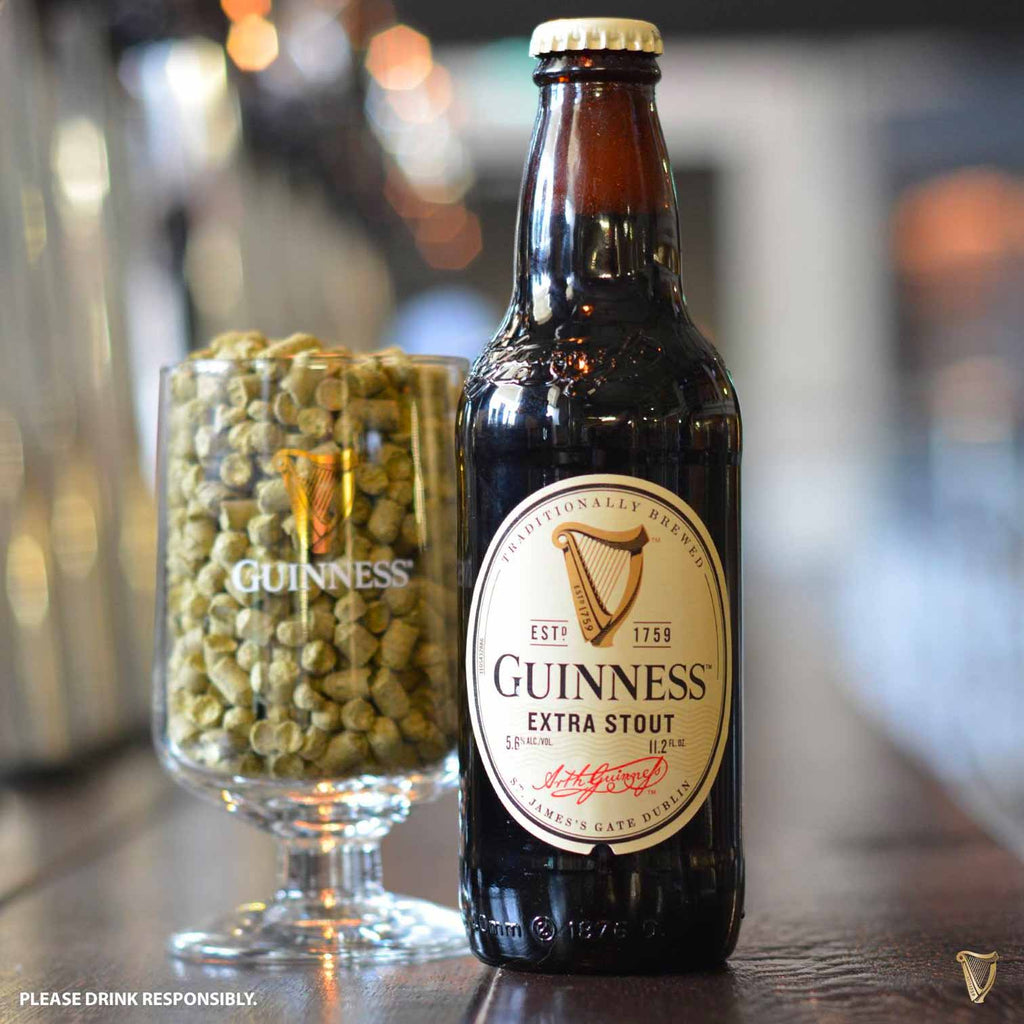 Guinness Extra Stout 6pk