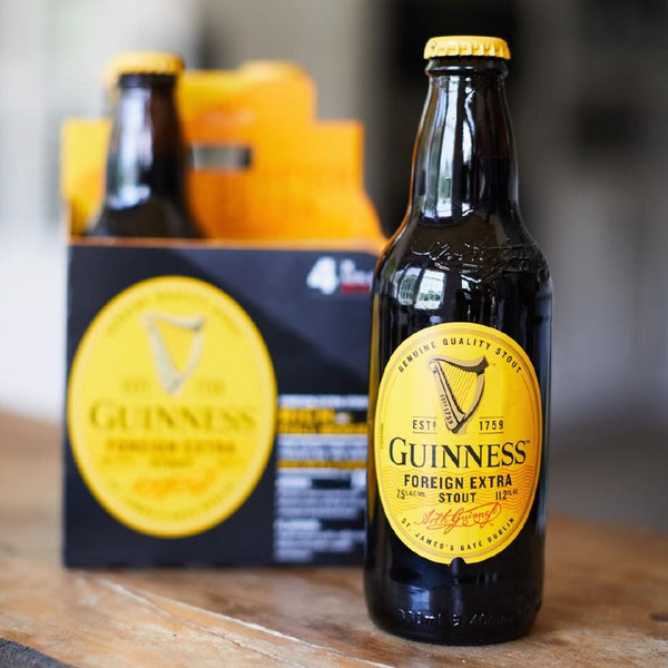 Guinness Foreign Extra Stout 4pk