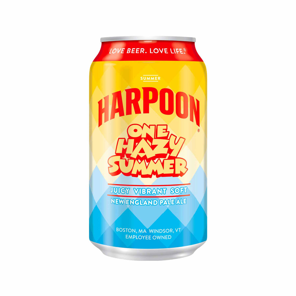 Harpoon One Hazy Summer 12pk