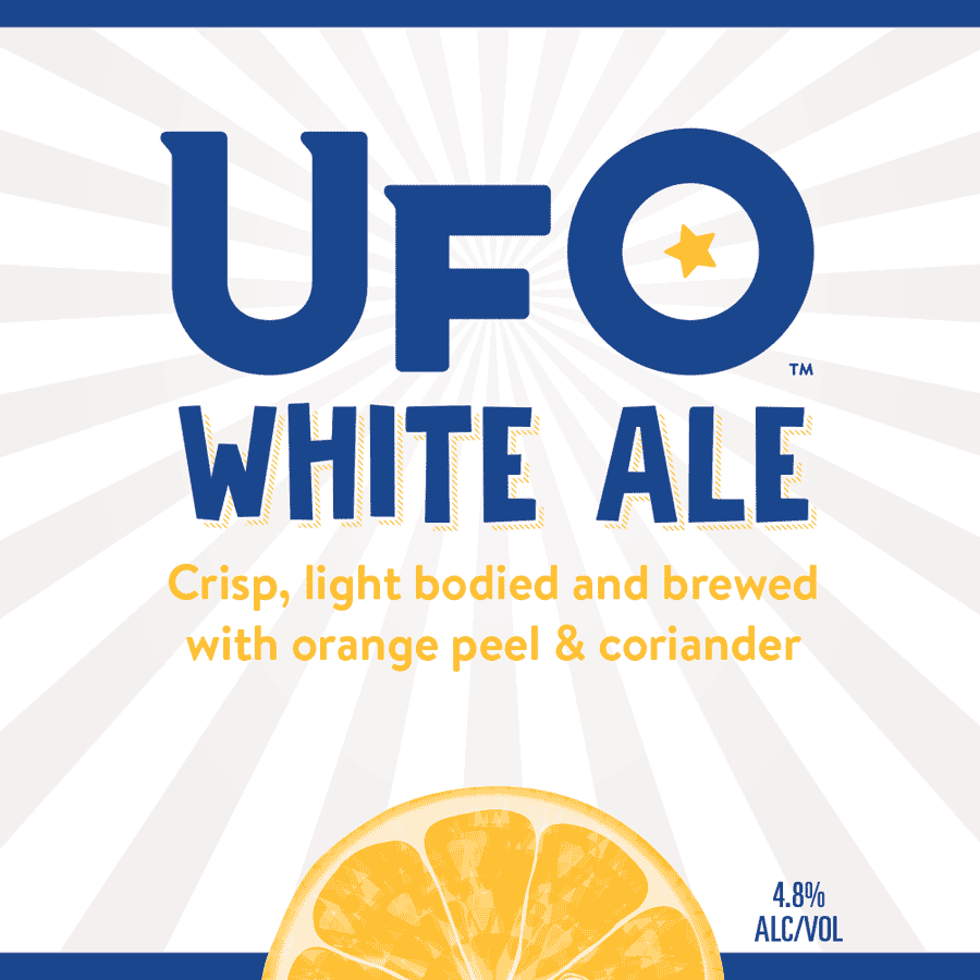 Harpoon UFO White 12pk