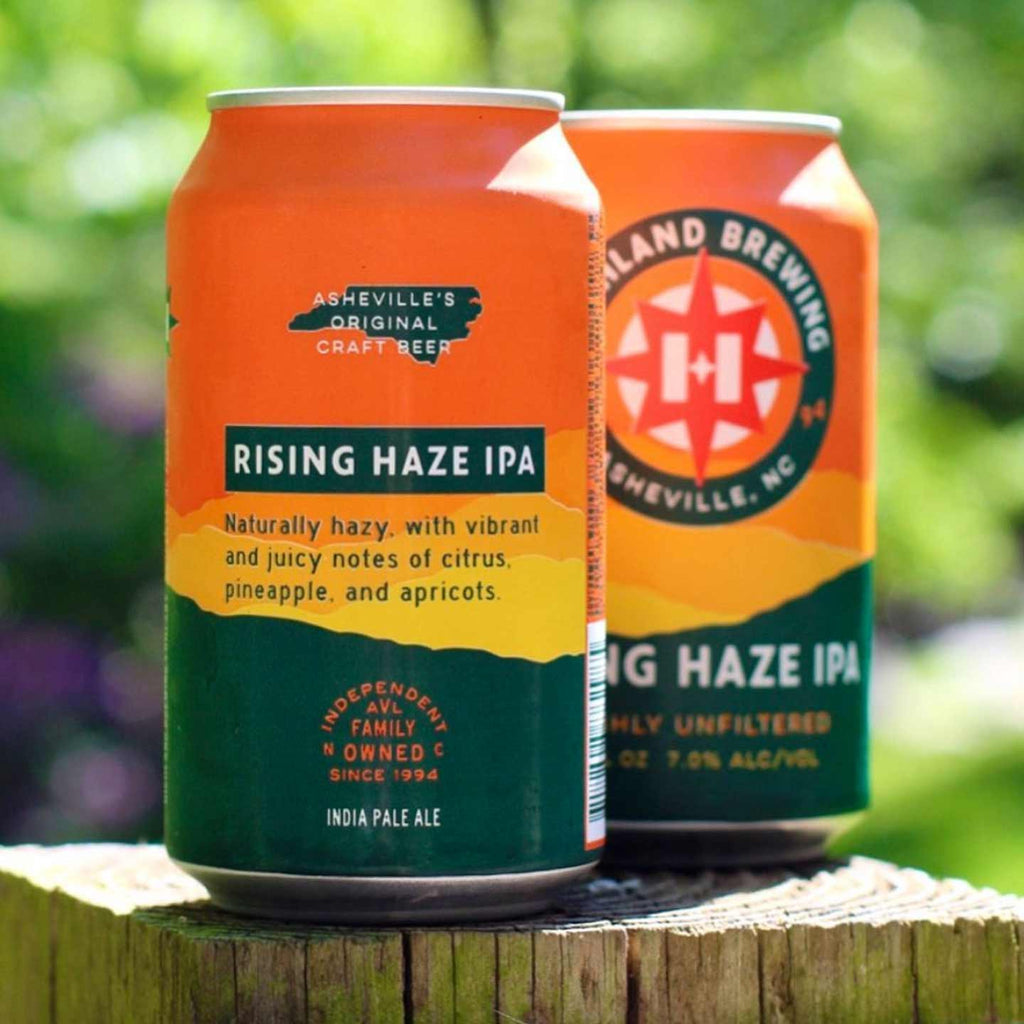Highland Rising Haze 6pk