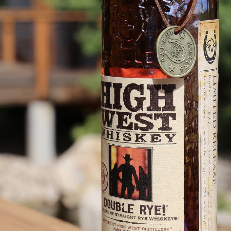 High West Double Rye! 750mL
