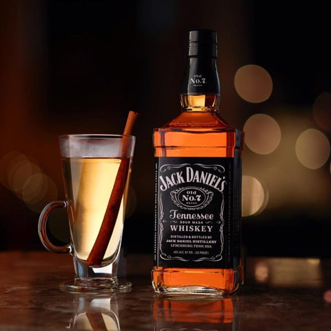 Jack Daniels Old No. 7 Black Label Tennessee Whiskey 750mL