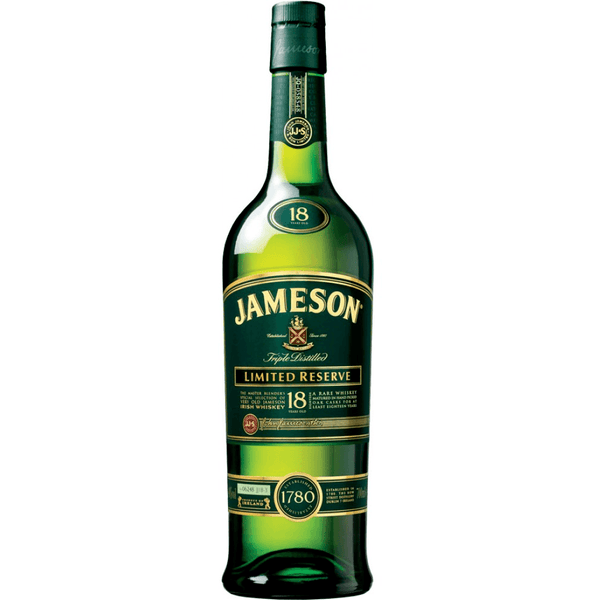 Jameson 18 Year Irish Whiskey 750mL