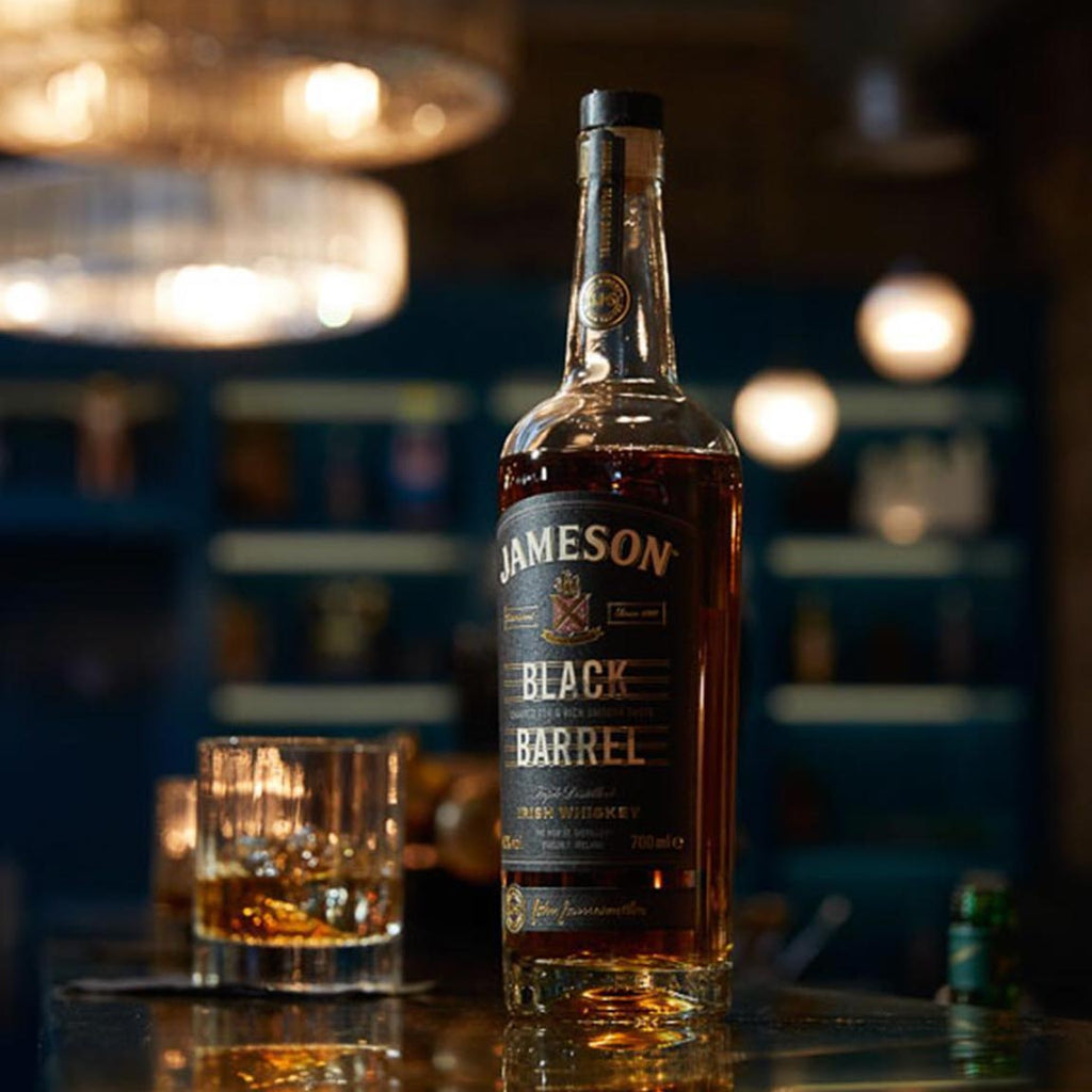 Jameson Black Barrel Irish Whiskey 750mL