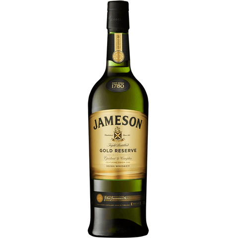 Jameson Gold Reserve Irish Whiskey 750mL